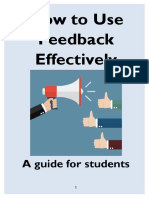 feedback guide