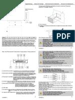 TDU 107 Extended Installation Instruction 4189390005 UK