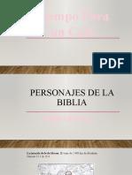 Personajes de la Biblia - Abraham-Isaac