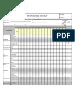RIFP 10-05 Pre-Operacional De Vehiculos
