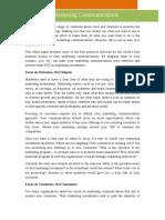23 - Effective Marketing Communications