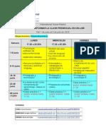 Plan curso FELE online 2