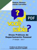 Você Sabia - DP - Adaptado eBook 1a Edicao 2017