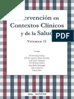 libro intervencion en contextos clinicos y de la salud vol II.pdf