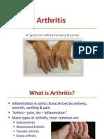Rheumatoid Arthritis Module I A