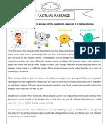 Comprehension Exercise 120620 PDF Version