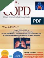 P) COPD