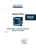 Manual Do Usuário - Mult-K Plus (Rev.1.5)