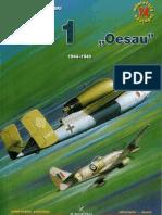 Kagero #14. JG 1 Oesau 1944-1945