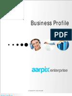aarpix enterprise® - Profile