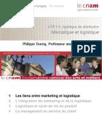 LTR 111 marketing et logistique 2014-2015