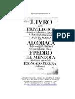 livro de sentenças e privilégios. pdf.pdf
