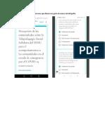 Pantallazos encuestas recurso de infografia