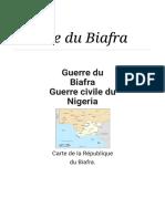 Guerre du Biafra — Wikipédia