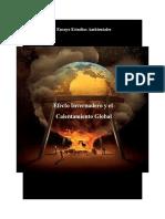 Efecto invernadero ensayo estudios ambientales