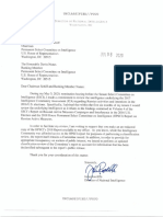 Ratcliffe Letter to Schiff and Nunes