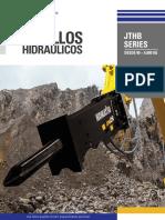 Catálogo Martillos Hidráulicos Español Digital