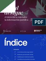 Derecho Entender Informacion Juridica