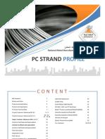 PC Strand Profile