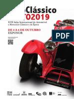 Autoclassico O Porto 2019