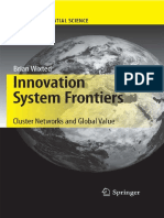 Cluster Networks and Global Value