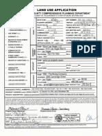 Wynn Resorts / Boring Company land use application, part 1