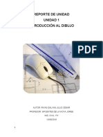 REPORTE UNIDAD 1_INTRODUCCIÓN AL DIBUJO