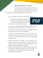 CÓMO CREAR UNA COOPERATIVA EN COLOMBIA