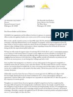 AFP Letter Nonimmigrant Visas