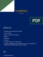 candidiosis