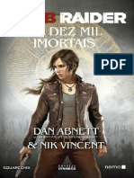 Tomb Raider - Os Dez Mil Imortais_Dan Abnett e Nik Vincent