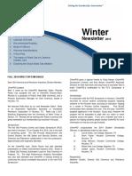 ChemPID Division Winter 2015 Newsletter