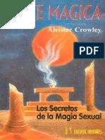 Crowley Alesteir - De Arte Magica - Los Secretos de La Magia Sexual
