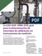 ILAC Guia de Intervalos de Calibración.docx