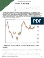 Comment fonctionne le trading - Investisseur en herbe