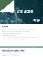 Week10_Text-Word Vectors