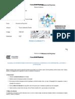 Producto Académico 1 - Gerencia de Proyectos