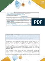 Formato para la elaboración de la Reseña