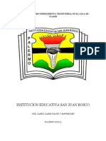 PROYECTO DE PRACTICAS PEDAGOGICAS