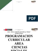 PROGRAMACION 1 GRADO INCA GARCILAZO DE LA VEGA- 2020