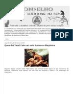 CONSELHO DE BRUXARIA TRADICIONAL_ Quem foi Tubal Caim um mito Judaico e Maçônico.pdf