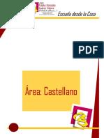 CASTELLANO ACTIVIDADES III MOMENTO (1)