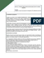 ACTIVIDAD 9.1 PROCESO, AREAS E IDENTIFICACION DEL PELIGRO