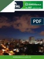Decreto 0481 de 2020 sobre toque de queda en Barranquilla