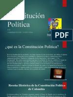 Constitución Política #1 JC