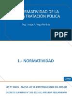 NORMATIVIDAD DE LAS CONTRATACIONES Y DEFINICIONES GENERALES.pdf