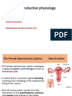 8. Reproductive physiology (female)