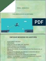 SEMANA N°04    RIESGOS Y ENFOQUE