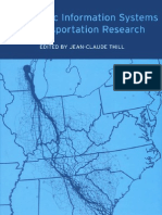 Geographic Information Systems in Transportation Research