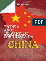QIAOMU, Hu. Trinta anos do Partido Comunista da China.pdf